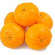 Stock Photo: Mandarins;
