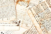 Manuscripts — Foto de Stock