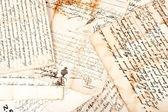 Manuscripts — Stock Photo