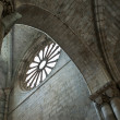 Stock Photo: Interior arch of cathedral European