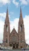 Reformed Church Saint Paul, Strasbourg, France — Stock Photo