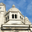 Sacre Coeur Basilic(1914), Paris, France — Stock Photo #24042875