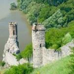 Постер, плакат: Devin Castle Maiden Tower Bratislava Slovakia