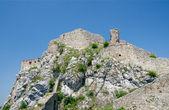 Devin Castle, general view. Bratislava, Slovakia — Stock Photo