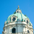 Stock Photo: Dome of St. Charles's Church, Vienna, Austria