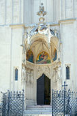 Church of Mary at the Shore. Main portal. Vienna, Austria — Stock Photo
