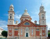 Basilica di Santa Maria Assunta (1522), Genoa, Italy — Stock Photo