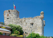 Castello di Santa Margherita Ligure (1550), Santa Margherita Lig — Stock Photo