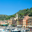 View of Portofino, Liguria, Italy — Stock Photo