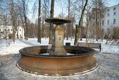 Fountain (1859), Izmaylovo Estate, Moscow, Russia — Stock Photo