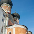 Stock Photo: Apse of Intercession cathedral, Izmaylovo Estate, Moscow, Russia