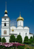 Cathedral of Sts. Boris and Gleb, Dmitrov town, Russia — Stock Photo