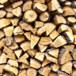 Wood stacked — Stock Photo #12419081