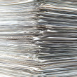 Stock Photo: Piled up documents