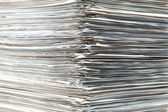 Piled up documents — Foto Stock