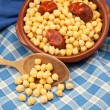 Chick-peas stew — Stock Photo