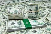 American dollars — Stock Photo