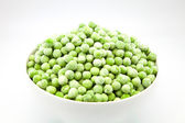 Frozen peas — Stockfoto