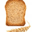 Stock Photo: Slice of toast