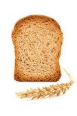 Slice of toast — Stock Photo