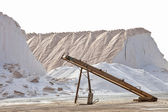 Salt mine — Stock Photo