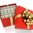 Royalty-Free Stock Photo: Money present