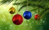 Christmas ball — Stok fotoğraf