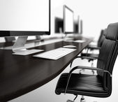 Workplace room — Stockfoto