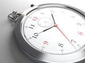 Clock close-up — Stock Photo