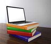 Electronic education — Stock Photo