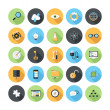 Seo icons — Stock Vector #36961847