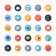 Seo icons — Stock Vector #39327555
