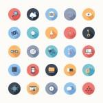 icônes de SEO — Vecteur #39327555