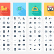 Web icons — Stock Vector #43215253
