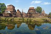 Wat Ratchaburana — Stock Photo