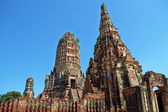 Wat Chaiwatthanaram — Stock Photo