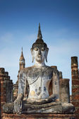 Wat Mahathat in Sukhothai Historical Park — Stock Photo