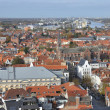 Stock Photo: Brugge - birds eye view