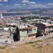 General view on Izmir, Turkey — Stock Photo #22696667