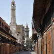 Closed Arabic Souq - Medhat Pasha Souq — Stock Photo