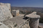 Krak des Chevaliers — Stock Photo