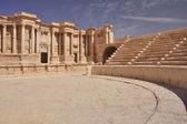 Theater at Palmyra — Stock Photo