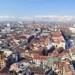 Постер, плакат: View over Turin Italy
