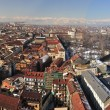 Royalty-Free Stock Photo: Panoramic view over Turin, Italy