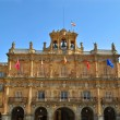 Royalty-Free Stock Photo: Town Hall of Salamanca