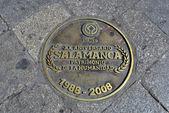 Salamanca, património mundial — Foto Stock