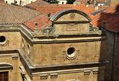 Bishop's house in Salamanca — Foto de Stock