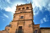 The Monterrey Palace of Salamanca — Stock Photo