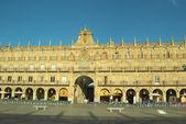 The Plaza Mayor of Salamanca — Stock Photo