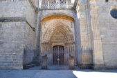 The Cathedral of Avila (Spain) — Stock Photo